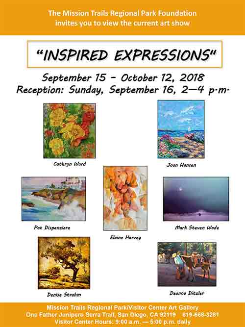 Inspired Expressions art show