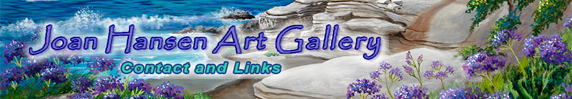 contact and links banner