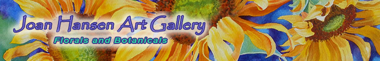 Banner for Florals and Botanicals link page